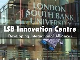UBT Srl è diventata membro del London South Bank Innovation Centre